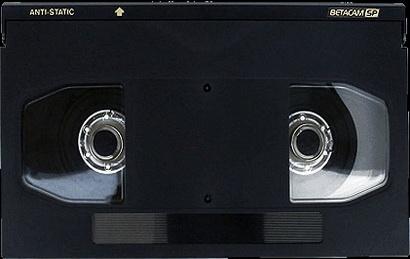 Betacam und Betacam SP digitalisieren